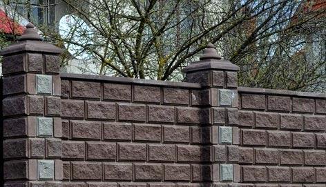 бетонный колпак