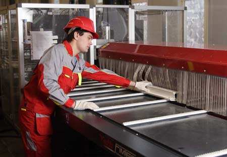 производство пластикового забора