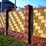 Проекты заборов для загородных домов