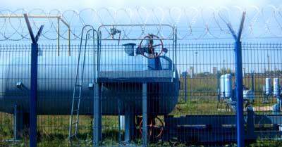 ограда fensys