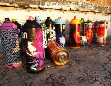 баллончики для граффити