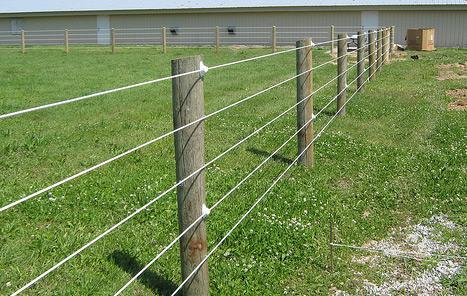 электрический забор