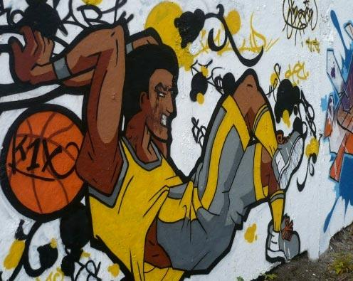 граффити <em>фото</em> на заборе