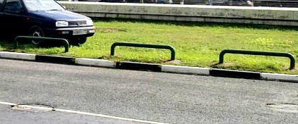 парковочные ограничители