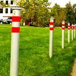Ограждения и ограничители парковки