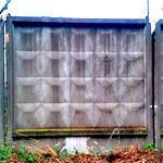 Заборы из панелей ПО-2 и ПО-3