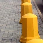 Бетонные дорожные ограждения