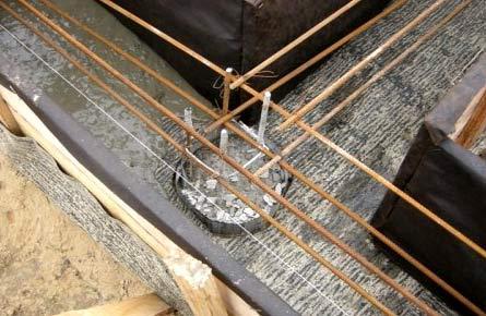 гидроизоляция свайно-ленточного фундамента