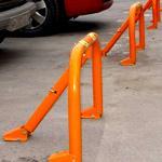 Парковочные барьеры и блокираторы