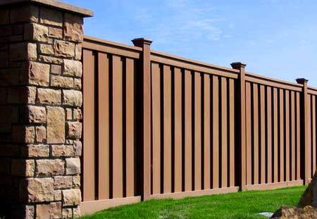 Какой забор ставить?