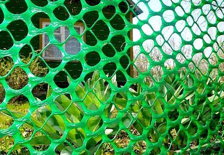 пластиковая сетка