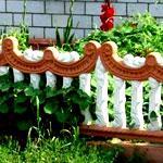 Декоративные садовые и дачные заборы