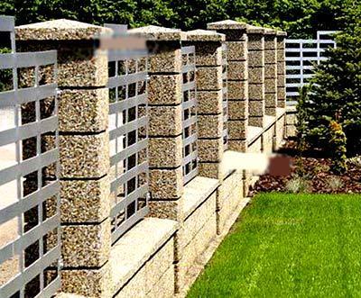 бетонные навершия