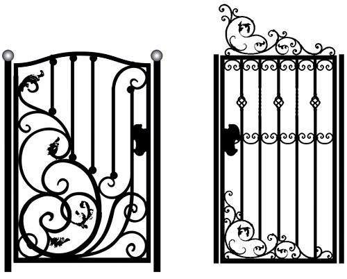 Раздвижные ворота своими руками: чертежи, фото, видео 46