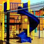 Монтаж ограждений для школ, детских садов и больниц