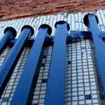 Металлические трубы для заборов
