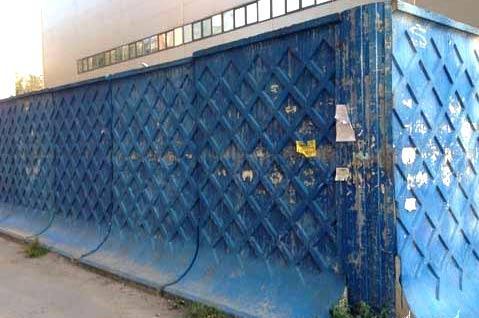 самостоящий забор