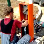 Обслуживание и ремонт шлагбаумов