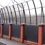 Шумоизоляционные заборы и ограждения