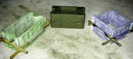 форма отливки блоков