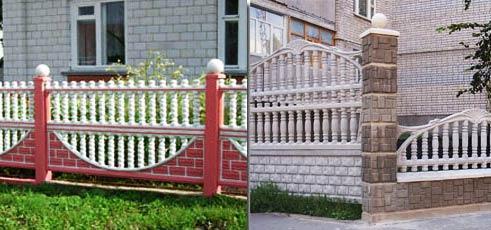 колпак бетонный столб