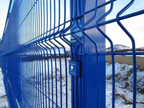 забор полимерное покрытие