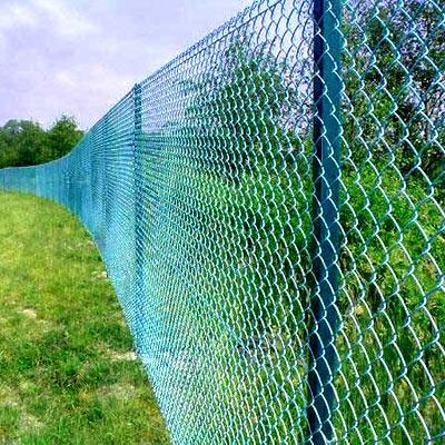 забор сетка ПВХ