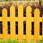 Декоративные заборчики для сада