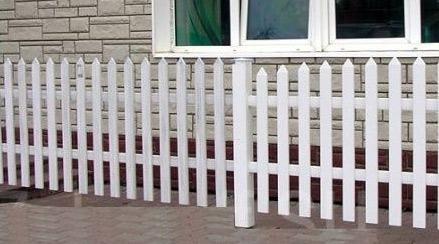 пвх декоративный забор
